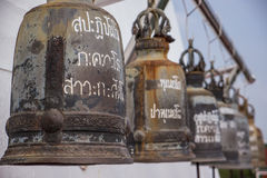 Ancient bells Royalty Free Stock Photography