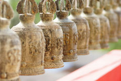 Ancient bells Royalty Free Stock Photo