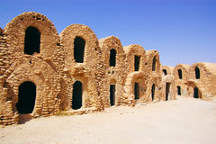Ancient Berber town Royalty Free Stock Photography
