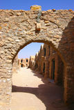 Ancient Berber town Stock Photo