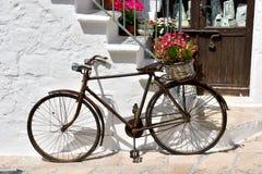 Ostuni, Puglia, Italy royalty free stock photos