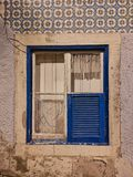 Window ib portugal royalty free stock photos