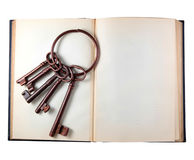 Ancient book Royalty Free Stock Images