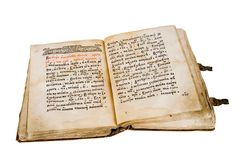 The ancient book Royalty Free Stock Images