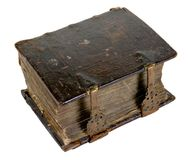 The ancient book Royalty Free Stock Photos