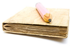The ancient book. Royalty Free Stock Images