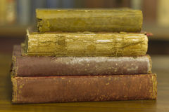 Ancient book, close up. Ancient book, very old book, close up Royalty Free Stock Photography