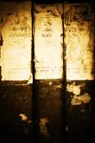 Ancient Bookds Royalty Free Stock Photos