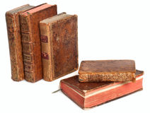 Ancient books Royalty Free Stock Photo