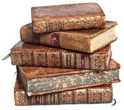 Ancient books Stock Photography