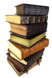Ancient books Royalty Free Stock Photography