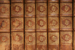 Ancient books background Stock Image