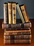 Ancient books Stock Photos