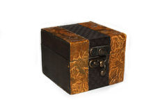 Ancient box Royalty Free Stock Image
