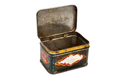 Ancient box Royalty Free Stock Images