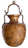 Ancient brass jug Stock Photos