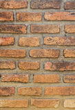Ancient brick wall background. Ancient brick wall as background Stock Images