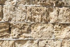 Ancient brick wall Royalty Free Stock Image
