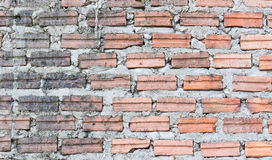 Ancient brick wall Stock Photo