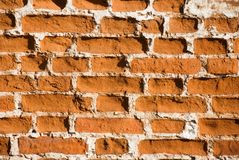 Ancient bricks Royalty Free Stock Photo