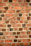 Ancient bricks background. The background of ancient bricks house wall Royalty Free Stock Photo