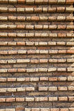 Ancient Bricks in Coliseum Royalty Free Stock Photos