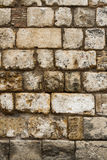Ancient Bricks Texture Royalty Free Stock Image