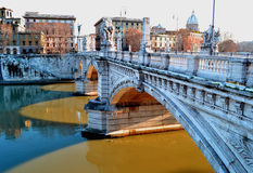 Ancient bridge Royalty Free Stock Photos