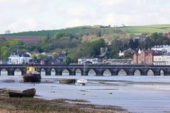 Ancient Bridge Stock Photo