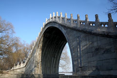 Ancient bridge #6 Royalty Free Stock Photo