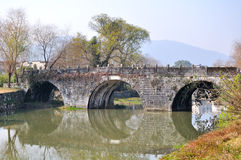 The ancient bridge Royalty Free Stock Images