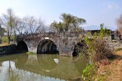 The ancient bridge Stock Photography