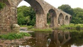 Ancient Bridge Stock Photography
