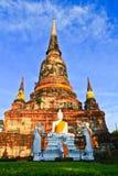 Ancient buddha Royalty Free Stock Photos