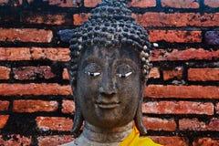 Ancient buddha Stock Photo