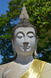 Ancient Buddha. Ayutthaya, Thailand Stock Photography