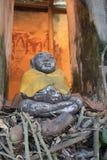 Ancient Buddha at Bangkung Temple Stock Image