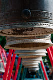Ancient Buddha Bell. In Ayutthaya Royalty Free Stock Photography
