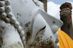 Ancient Buddha Statue in Ayutthaya stock photos
