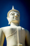 Ancient buddha wat Royalty Free Stock Images