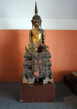 Ancient Buddhas Royalty Free Stock Image