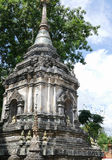 Ancient buddhism pagoda in countryside of Thailand Stock Photography