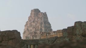 Pre Rup Temple. Ancient buddhist khmer temple in Angkor Wat, Cambodia. Pre Rup Prasat stock video