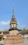 Ancient Buddhist pagoda Stock Photo