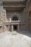 Ancient Buddhist Rock Temple stock photos