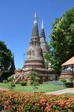 Ancient Buddhist stupas Stock Images