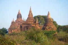 Ancient Buddhist temple Tha Kya Pone. Bagan, Myanmar Royalty Free Stock Image