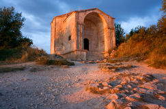 Ancient building (Crimea, Mausoleum) Stock Photography