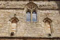 Ancient chruch in battle, UK royalty free stock photo