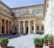 Ancient building in Lecce Royalty Free Stock Photos